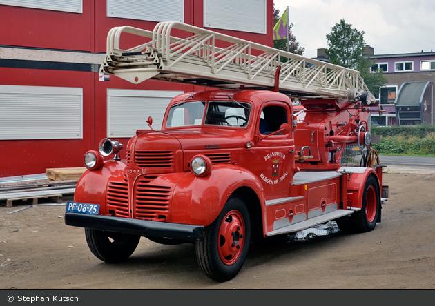 Bergen op Zoom - Brandweer - DL 24 (a.D.)
