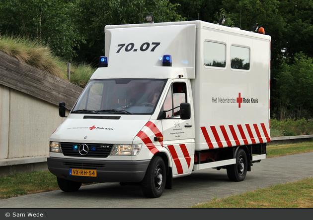 Roermond - Het Nederlandse Rode Kruis - ELW - 70.07