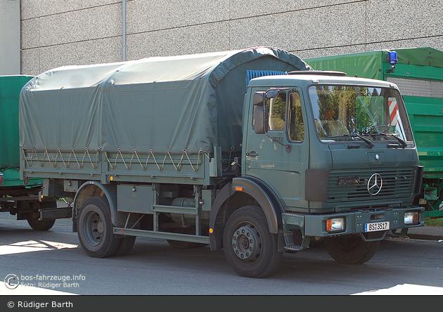 BePo - MB 1017 - LKW (a.D.)