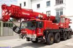 Veszprém - Tűzoltóság - Kran