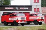 BB - FF Linow (Stadt Rheinsberg) - LF 16-TS 8 + TLF 16