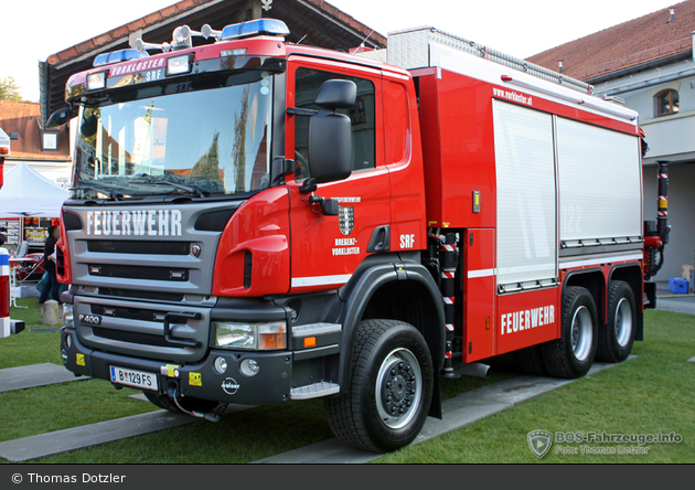 Bregenz-Vorkloster - FF - SRF