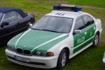 Gera - BMW 5er - FuStW (a.D.)