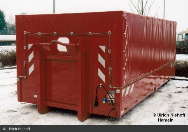 Florian Hameln 03/AB-Logistik
