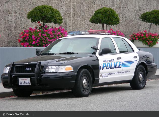 Los Angeles - World Airports Police - FuStW C2833