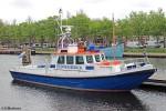 """Harlingen - Koninklijke Nederlandse Redding Maatschappij - Seenotrettungsboot """"TJERCK HIDDES"""" (a.D.)"""