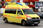 Krankentransport Süd Ambulanz Berlin - KTW4 (B-HR 7824)