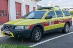 Sankt-Vith - Service Régional d'Incendie - KdoW - VC603