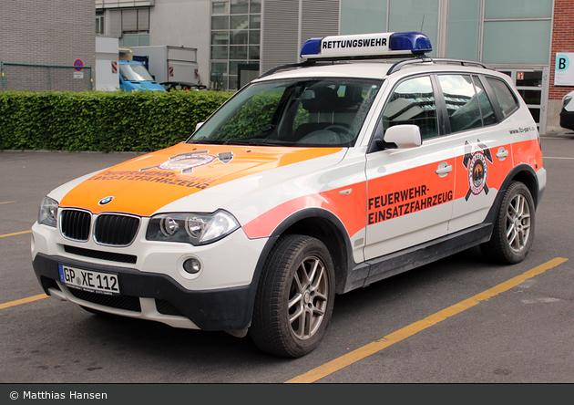 Florian Stuttgart FBI xx/10-01