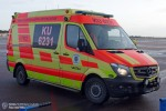 Vantaa - Pelastuslaitos - RTW - KU6231