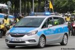 B-7946 - Opel Zafira - FuStW