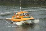 Seenotrettungsboot TAMINA (a.D.)