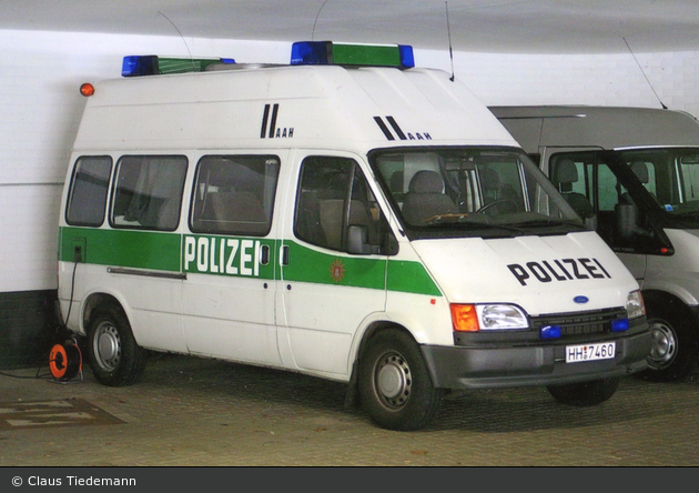 HH-7460 - Ford Transit - BefKw (a.D.)