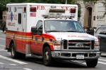 FDNY - EMS - Ambulance 321 - RTW