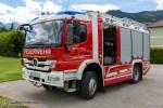 St. Johann i. Pongau - FF - TLF-A 4000