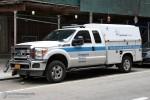 Manhasset - EMS - North Shore University Hospital Emergency Medical Service - EMS-Supervisor 799 - KdoW