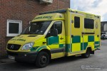 Newbury - South Central Ambulance Service - RTW - NA 421