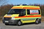 292910 Krankentransport Hamburg - KTW (HH-HR 2017)