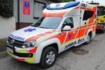 Řevnice - Trans Hospital - RTW - 3SX 3113