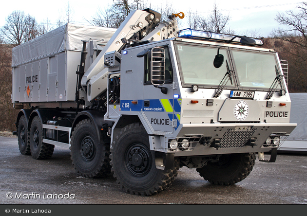 Ralsko - Policie - WLF