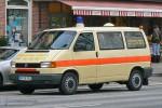 Ambulance Köpke - KTW (a.D.) (HH-AK 3991)