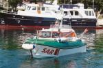 Seenotkreuzer BERLIN - Tochterboot STEPPKE (a.D.)