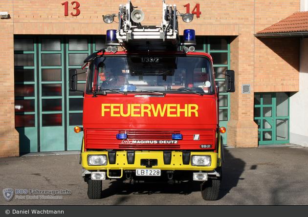 Florian Ludwigsburg 01/33-02 (a.D.)