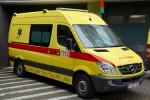 Sint-Niklaas - Falck BeNeLux - RTW - 420 (a.D.)