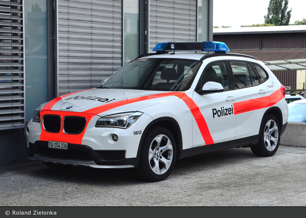 Frauenfeld - KaPo Thurgau - Patrouillenwagen - 0613