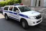 Tbilisi - Police - FuStW
