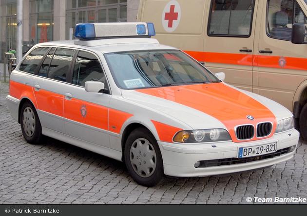 BP19-821 - BMW 5er Touring - NEF