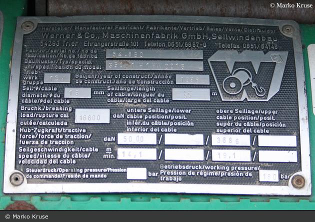 BP42-542 - MB Unimog U 2150 L - ZumiLa