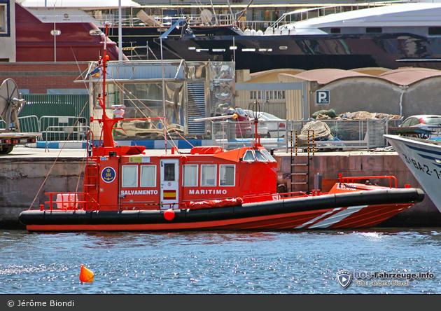 Barcelona - Salvamento Marítimo - Salvamar Bellatrix - ES-34 (a.D.)