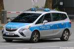 B-30187 - Opel Zafira Tourer - FuStW