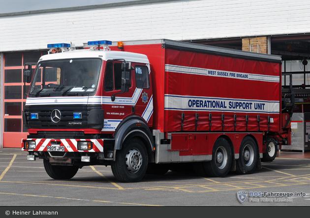 Bognor Regis - West Sussex Fire & Rescue Service - OSU