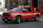 FDNY - Bronx - Battalion 27 - ELW