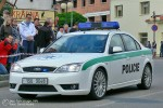 ohne Ort - Policie - FuStW - 1S6 9048