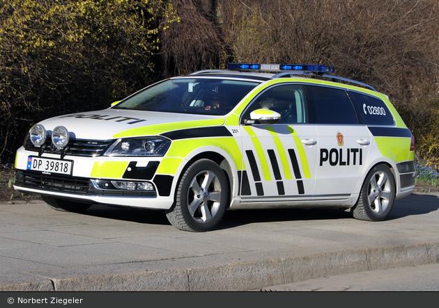 Oslo - Politi - FuStW - 251