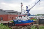 """Küstenwache - Husum - Forschungs- und Vermessungsschiff """"Oland"""""""