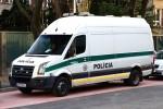 Bratislava - Polícia - Pohotovostný policajný útvar - GefKw