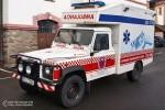 Vysoké Tatry - Horská Záchranná Služba - RTW
