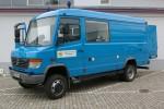 BAR-3640 - MB Vario 814 D - Tatortfahrzeug - LKA
