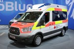 Ford Transit - Ambulanzmobile Schönebeck - KTW