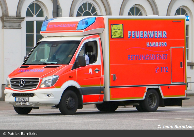 Florian Hamburg RTW (HH-2905)