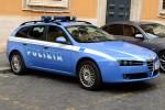 Roma - Polizia di Stato - Polizia Stradale - FuStW