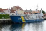 """Simrishamn - Kustbevakningen - Umweltschutzschiff """"KBV 048"""""""