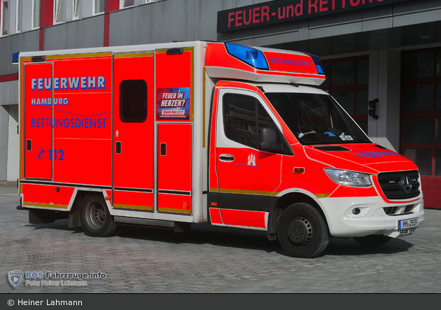 Florian Hamburg RTW (HH-2839)
