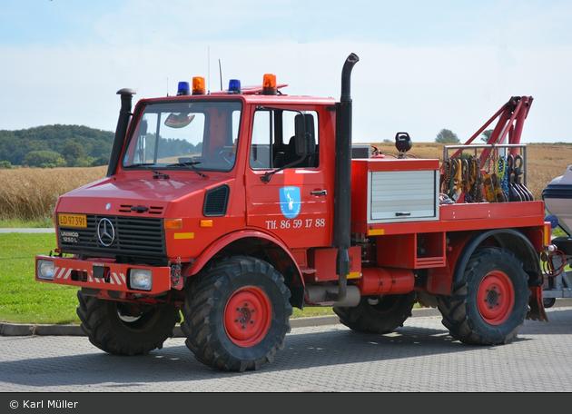Samsø - Samsø Redningskorps ApS - ASF