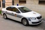 Zadar - Pravosudna Policija - PKW