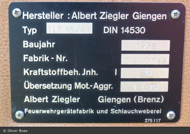 Florian Uelzen 11/21-91